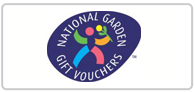 7% off National Garden Vouchers Logo
