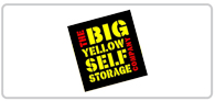 50% off at Big Yellow Storage Logo