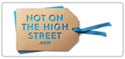 Cashback on Notonthehighstreet Logo