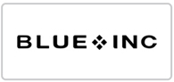 10% off at Blue Inc Logo