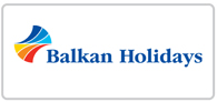5% discount on Balkan Holidays Logo