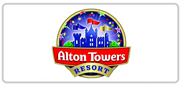 Save up to 53% on Alton Towers Tickets Logo