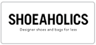 Save 20% at Shoeaholics Logo