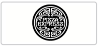 8% off at Pizza Express Logo