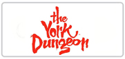40% off at The York Dungeon Logo