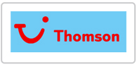 5% off Thomson Holidays Logo