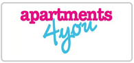 15% off at Apartments4you Logo