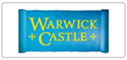 40% saving on Warwick Castle Logo