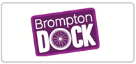 50% off Brompton Dock Logo