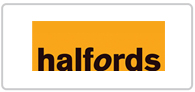 10% off at Halfords Logo