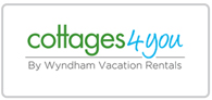 Save 10% at Cottages4you Logo