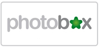 Get cashback at PhotoBox Logo