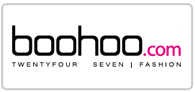 Earn cashback at Boohoo Logo