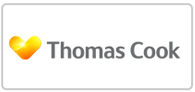 5% discount on Thomas Cook holidays Logo