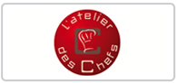 12% off at L'atelier des Chefs Logo