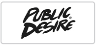 Save 10% at Public Desire Logo