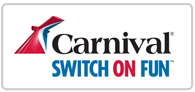 5% off Carnival Cruises Logo
