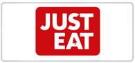 Get cashback at Just Eat Logo