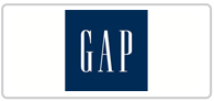 8% discount on GAP Logo