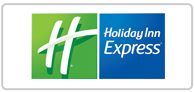 Save up to 30% at the Holiday Inn Express® Logo