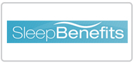 40% off at Sleep Benefits Logo