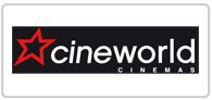 11% off Cineworld Logo