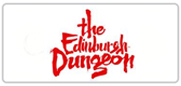 Save 40% on The Edinburgh Dungeon Logo