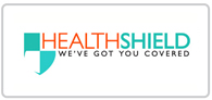 5% off Health Shield membership Logo