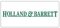 Earn cashback at Holland & Barrett Logo