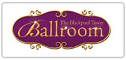 Save 40% at The Blackpool Tower Ballroom Logo