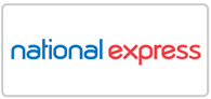 Get cashback on National Express Logo