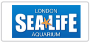 Save 40% at London Sea Life Aquarium Logo